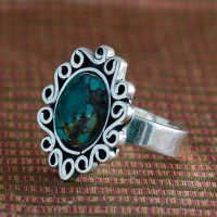 Bisbee Turqouise Ring