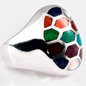 Multistone-ring