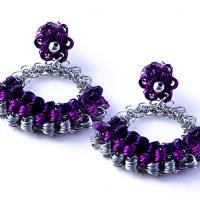 Handmade-crochet-earrings