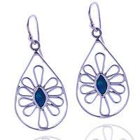 Serenety Opal Earrings